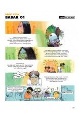 Komik Gempak 01: Nostalgik #BalingBelakang