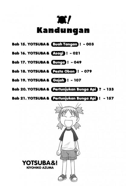 Yotsuba&! 03 (Malay)