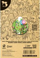 Lawak Kampus 31 Special Pack (With Lawak Kampus Birthday Badge)
