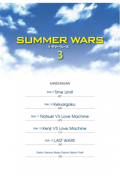 Summer Wars 03 (Malay)