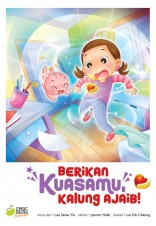 Magic Bean Junior 08: Berikan Kuasamu, Kalung Ajaib!