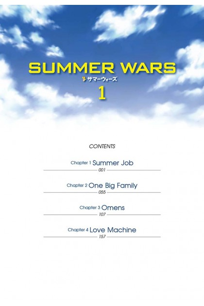 Summer Wars 01 (English)