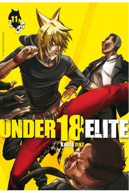 Under 18 Elite 11