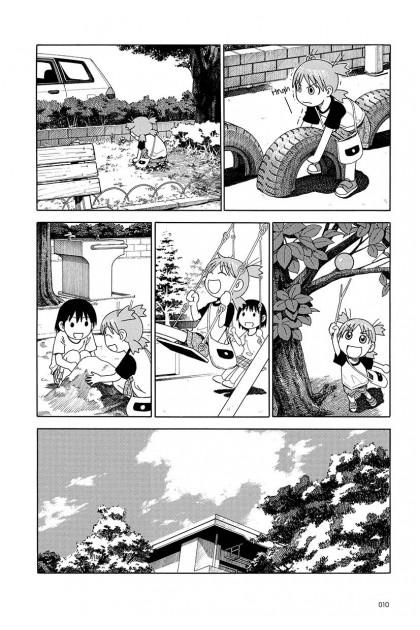 Yotsuba&! 03 (English)