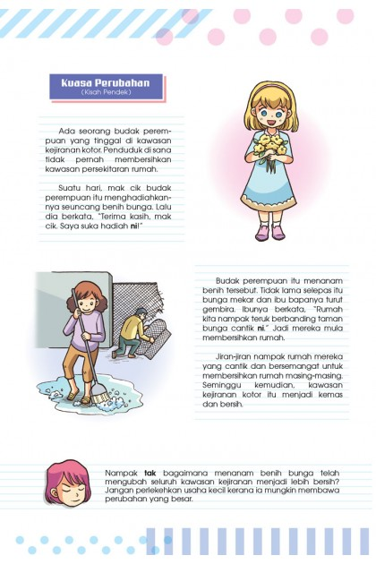 Siri Mercu Impian C.E.O Remaja 01: Topik: Perbaiki Diri