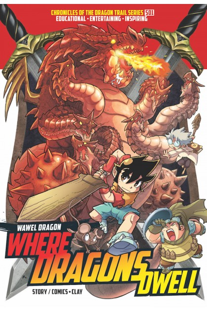 X-VENTURE Chronicles of the Dragon Trail 01: Where Dragons Dwell