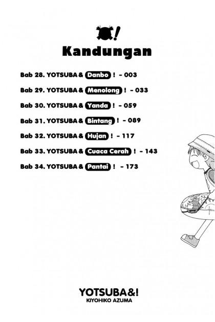 Yotsuba&! 05 (Malay)