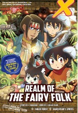 X-VENTURE The Golden Age of Adventures Series 20: Realm of the Fairy Folk