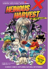 X-VENTURE Xtreme Xploration Series 32: Heinous Harvest