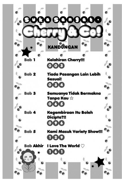 Suka Sangat, Cherry & Co!