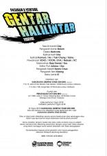 SIRI X-VENTURE KRONIKAL NAGA 03: GENTAR HALILINTAR • VOUIVRE