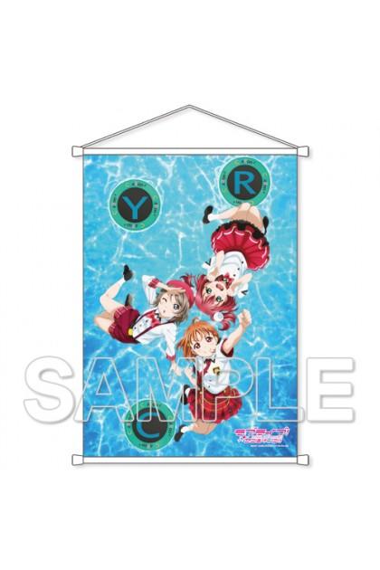 """Lovelive! Sunshine !! ""AZALEA Tricholico B2 Tapestry"