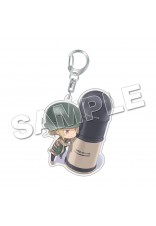 Sword Art Online Alternative Gun Gale Online Acrylic Keychain FUKAJIROH