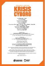 SIRI X-VENTURE AKADEMI EXOBOT 10: KRISIS CYBORG