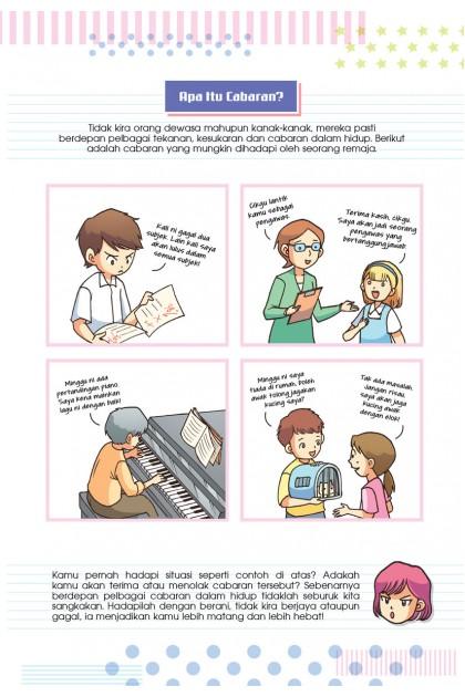 Siri Mercu Impian C.E.O Remaja 02: Laungkan Impianmu Topik: Mencabar Diri