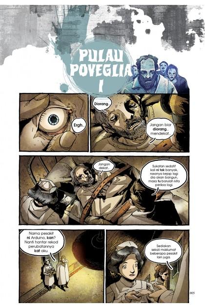 Jangan Tutup Lampu... 16: Itali