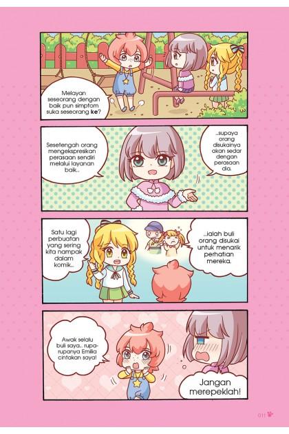 Siri Candy Cuties 05: Sekotak Coklat Topik: Perasaan & Perubahan Diri