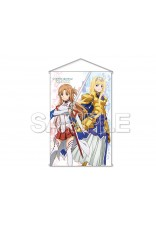 Sword Art Online Alicization HD Tapestry ASUNA & ALICE Knight Ver.