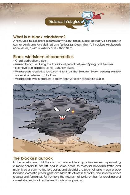 X-VENTURE Xtreme Xploration Series 34: Sandstorm Scourge