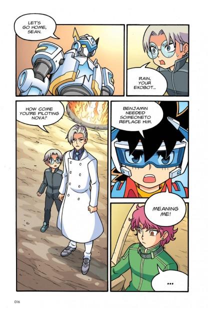 X-VENTURE Exobot Academy Series 12: Elemental Endgame
