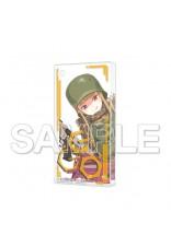 "CharaClear ""Sword Art Online Alternative Gun Gale Onlline"" Acrylic Keychain FUKAJIROH"
