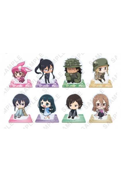 Sword Art Online Alternative Gun Gale Online Acrylic Stand Figure
