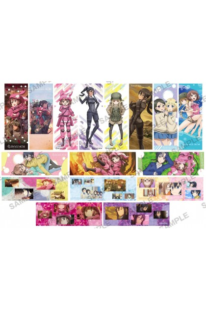 Sword Art Online Alternative Gun Gale Online PosPos (Poster) Collection