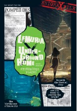 Enigma-X File 08: Lemuria X Underground Rome Mysterious Places