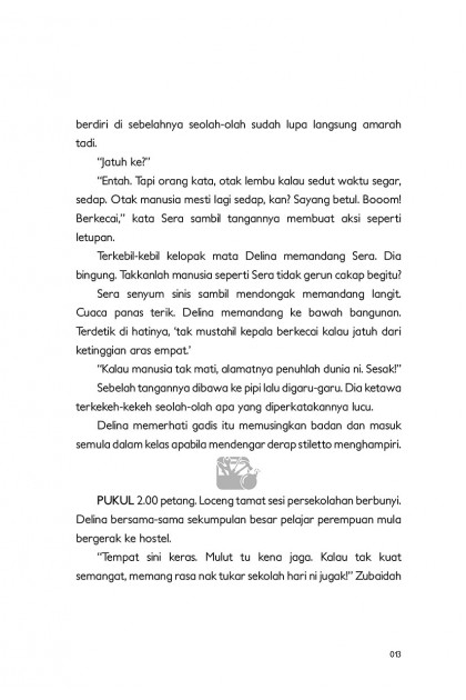 Magic Bean 14: Delina Aku Antropomorfik