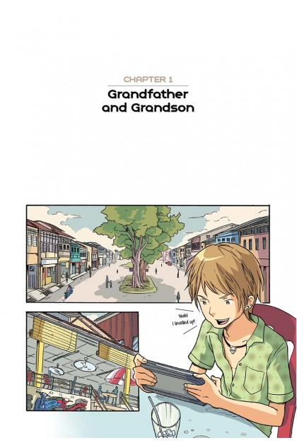 Warm Hearts Series 05: Grandpa's Tall Tales