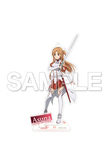 Sword Art Online Alicization Acrylic Figure ASUNA