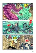 X探险特工队 寻龙历险系列 09:悲愤的毒息巨龙