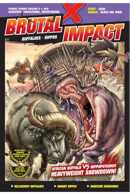 X-VENTURE Primal Power II 05: Brutal Impact
