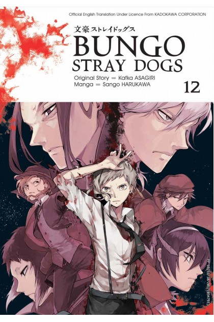 Bungo Stray Dogs 12