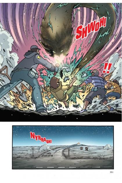 X-VENTURE Terran Defenders 01: The Desert Interloper