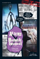 Enigma-X File 09: Aliens X Roswell Incident Strange Visitors
