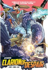 X-VENTURE Chronicles of the Dragon Trail 06: Clarion of Despair • Azi Dahaka