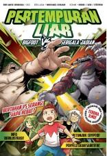 Siri X-VENTURE Aksi Unggul 02: Pertempuran Liar Bigfoot VS Serigala Jadian