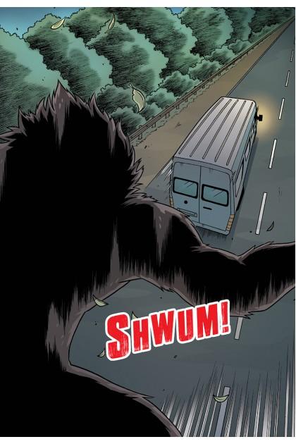 X-VENTURE Ultimate Showdown 02: Feral Onslaught Bigfoot VS Werewolf