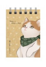 Fluffy Friends: Fluffy The Cat Notepad