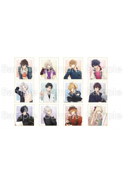 IKEMEN LIVE ; ILLUSTRATION CARD SHIKISHI (BLIND PACK)