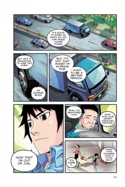 Warm Hearts Series 16: Wu Xia
