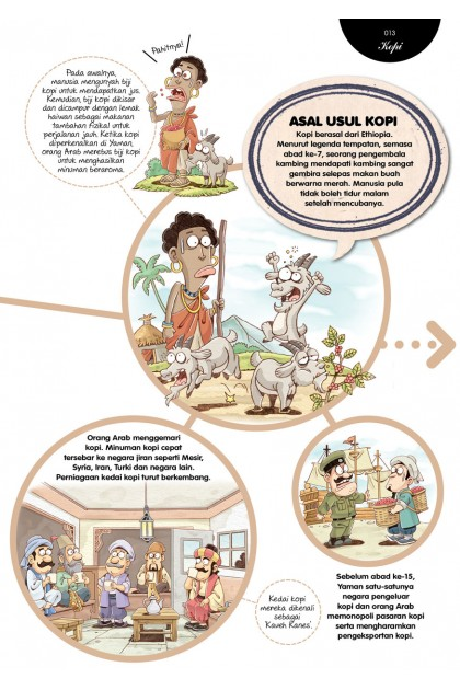 3-Minit Fakta: Ciptaan Hebat