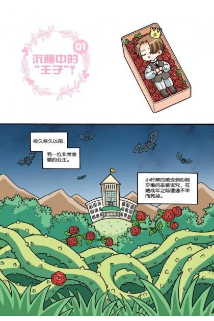 王子系列 24:童话篇:翱翔于幻想国度
