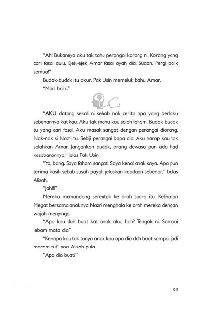 Magic Bean 19: Sumpah, Aku Tak Gila