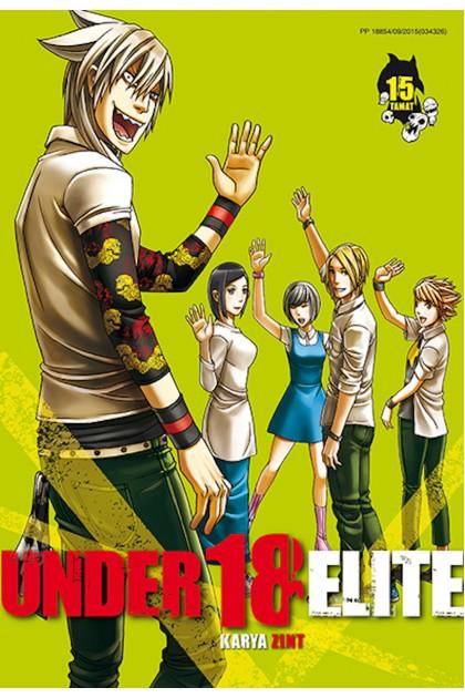 Under 18 Elite 15 [Tamat]
