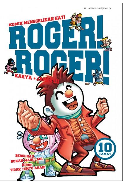 Roger! Roger! 10 [Tamat]