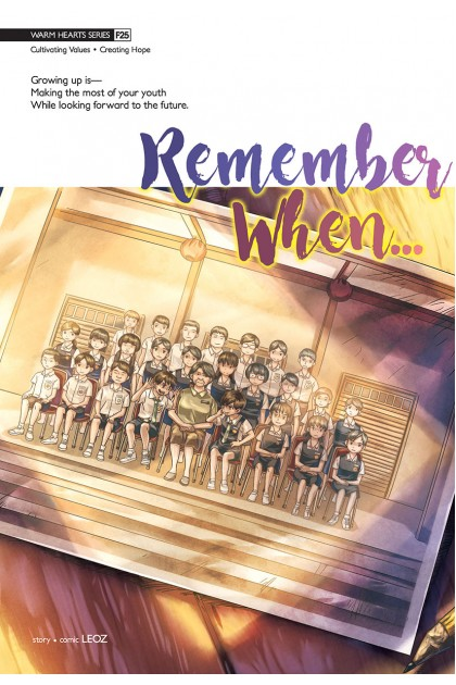 Warm Hearts Series 25: Remember When...