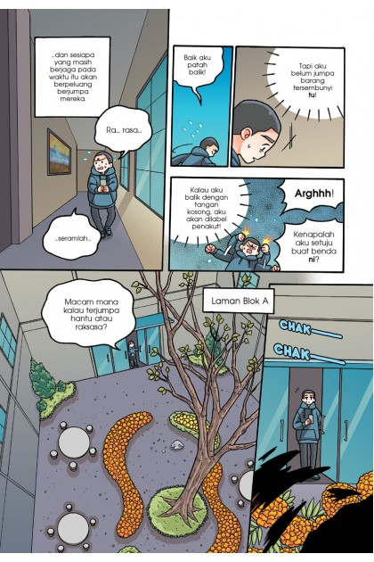 Siri Putera 25: Rahsia Kala Malam: Topik: Kenangan