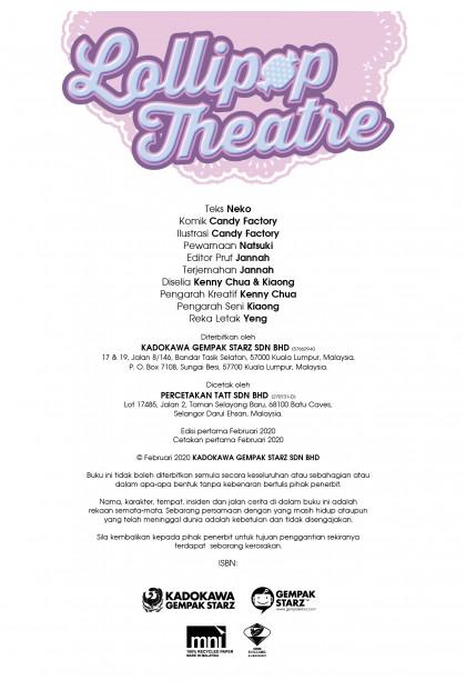 Lollipop Theatre 01: Kelab Fantasi Epik